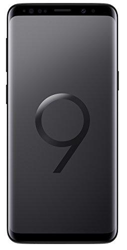 Samsung Galaxy S9 Smartphone (5,8 Zoll (14,7cm) 64GB interner Speicher, Dual SIM) - Deutsche Version