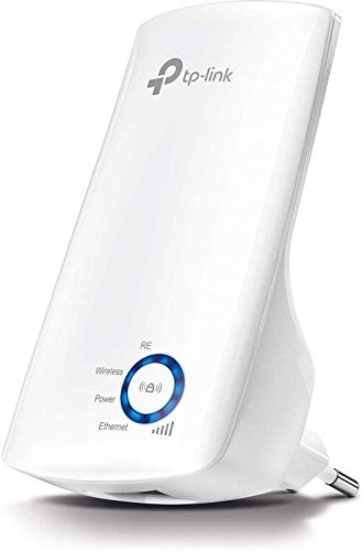 TP-Link TL-WA850RE Ripetitore Wireless Wifi Extender e Access Point, Velocit Single Band 300Mbps,...