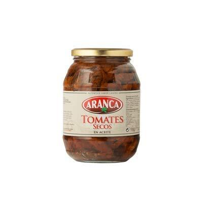 Aranca - Tomates Secos en Aceite - Auténtico Sabor Casero -