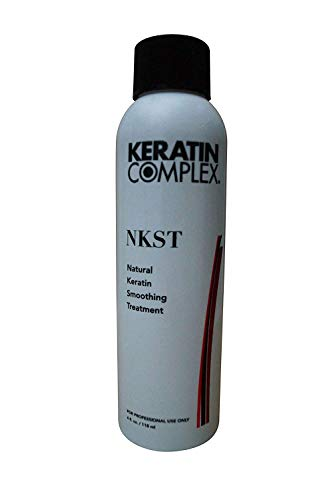 Keratin Complex Natural Keratin Smoothing Treatment 4oz With Beautify Comb