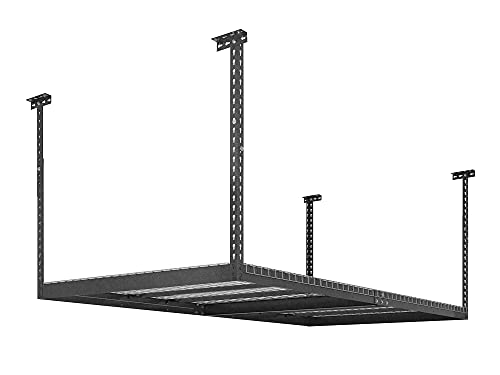 NEWAGE PRODUCTS VersaRac Gray 4' x 8' Adjustable Garage...