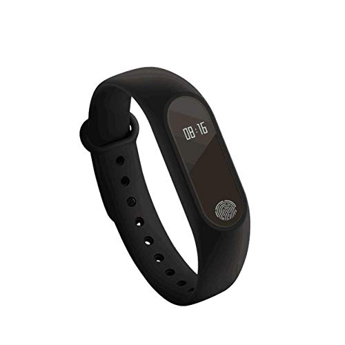 Exxelo Bluetooth Fitness Smart Band with Heart Rate Sensor Features and Many Other Impressive Features with 1 Year Warranty