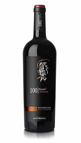 KENT ANNOS - MANDOLISAI ROSSO DOC (BOTTIGLIA 75 CL)
