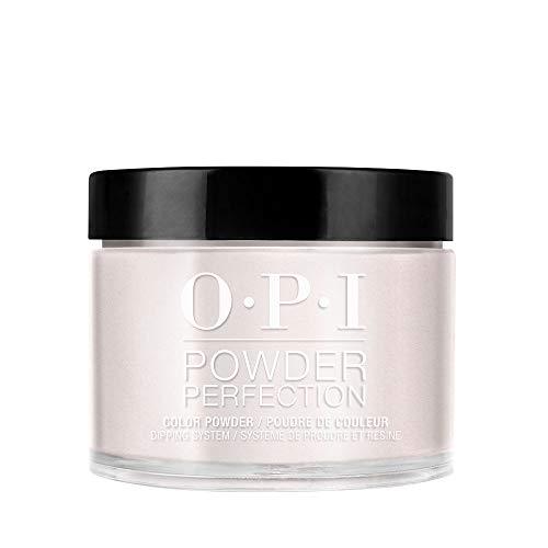 OPI Powder Perfection, Neutral Dipping Powder, Nude Dipping Powder Nail Color, Chiffon My Mind, 1.25 oz
