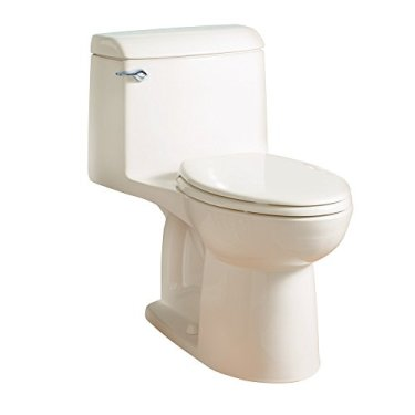American Standard 2034314.222 Champion-4 Right Height One-Piece Elongated Toilet, Linen