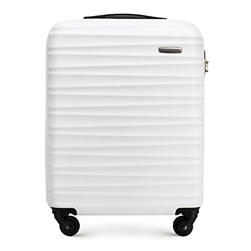 WITTCHEN GROOVE Line Bagaglio a mano, 54 cm, Bianco (Wei)
