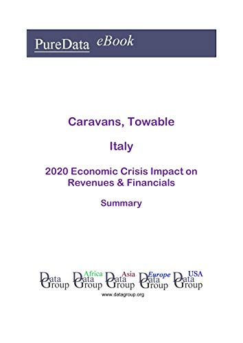 Caravans, Towable Italy Summary: 2020 Economic Crisis Impact on Revenues & Financials (English Edition)