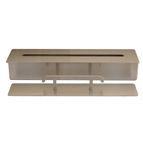 Deka Interieurbouw Stainless Steel Burner Firebox Fireplace Table Decoration Bio Ethanol Gel 1 liter / 33 cm