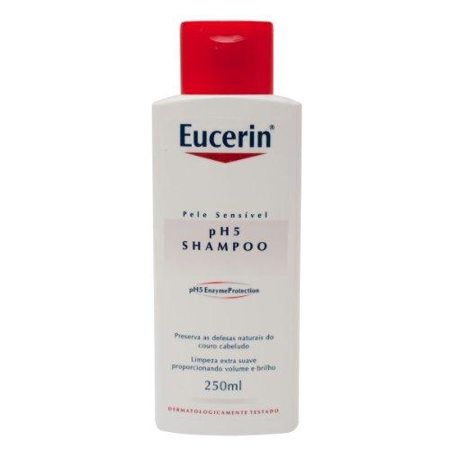 EUCERIN pH5 shampoo sensitive scalp hair skin care...