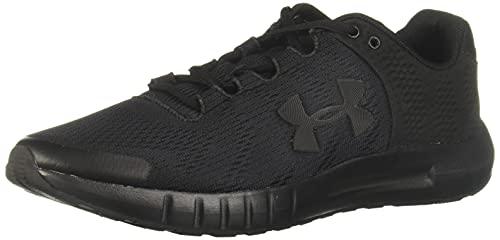 Under Armour Micro G Pursuit BP, Calzado Deportivo Hombre, Negro (Black 002), 44 EU