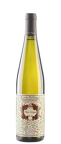 Friuli Colli Orientali D.O.C. Pinot Grigio 2019 Livio Felluga Bianco Friuli Venezia Giulia 13,0%