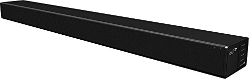 iLive 2.1 Wireless Sound Bar with Built-In Subwoofer, Includes Remote, 37.01 x 3.94 x 2.56 Inches, Black (iTB396B)