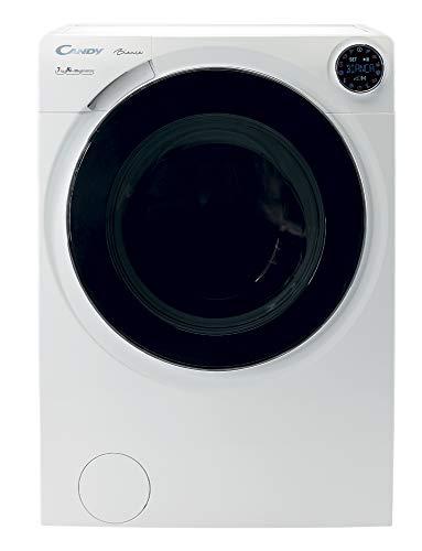Candy Bianca BWD 596PH3/5-S Lavasciuga 9+6 kg, 1500 giri/min, AAA [Classe di efficienza energetica...