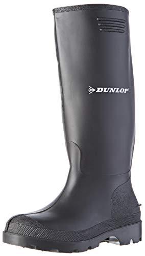 Dunlop, Stivali in Gomma da Uomo , Nero 42 EU (8 UK)
