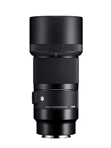 SIGMA 70mm F2.8 DG MACRO   Art A018 SONY-Eマウント フルサイズ対応 ミラーレス専用