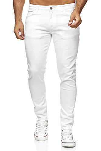 Red Bridge Herren Jeans Hose Slim-Fit Röhrenjeans Denim Colored (W32...
