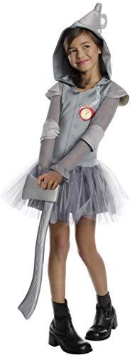 Rubies Wizard of Oz Tin Man Hoodie Dress Costume, Child Medium