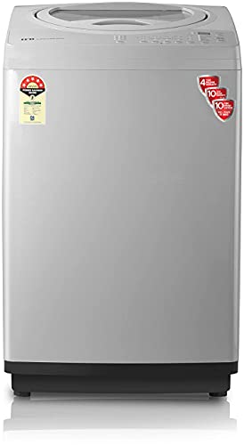 IFB 6.5 Kg 5 Star Fully-Automatic Top Loading Washing Machine (TL RSS Aqua, Light Grey, In-Built...