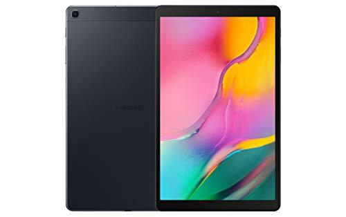 """Samsung Galaxy Tab A - Tablet de 10.1"""" FullHD (Wifi, Procesador Octa-core, 2GB de RAM, 32GB de almacenamiento, Android actualizable) negra"""