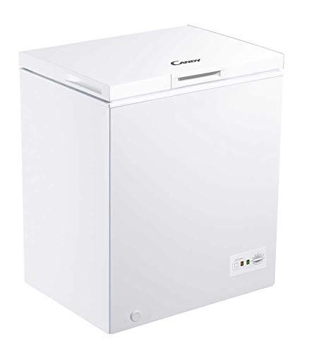 Candy CCHM 145 Congelatore Orizzontale, Capcacit Totale Netta 146L, Colore Bianco, Classe energetica A+