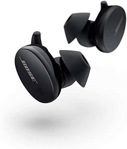 Bose 805746-0010 Sport Earbuds-True Wireless Earphones-Bluetooth Headphones for Workouts and Running-Triple Black, 1.87 cm*2.09 cm*2.66 cm