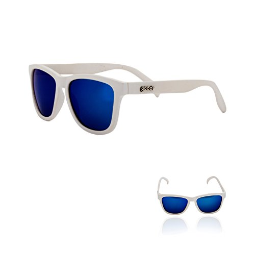 GO-226660 - OGS - The Originals - Iced by Yetis - White with Blue Lens