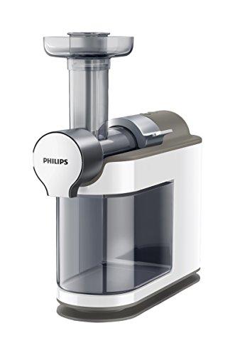 Philips Estrattori Microjuicer HR1894/80 Estrattore di Succo con Tecnologia Micro Masticating per...
