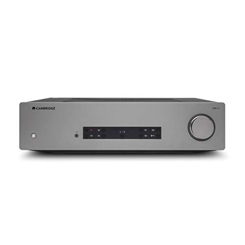 Cambridge Audio CXA81 Stereo Two-Channel Amplifier with Bluetooth and...