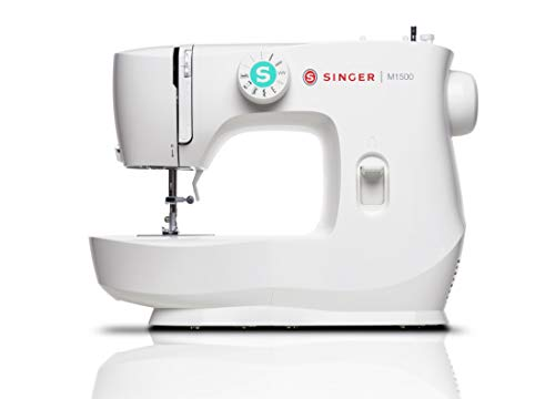 SINGER   Sewing Machine with 57 Stitch Applications, & Easy Stitch Selection - Perfect for Beginners - Sewing Made Easy