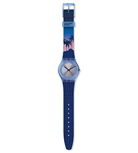Orologio Swatch Licence To Kill 1989 GZ328