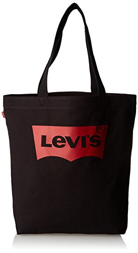 LEVIS FOOTWEAR AND ACCESSORIES Batwing Tote W, Cabas Femme,39x14x30 cm (W x...