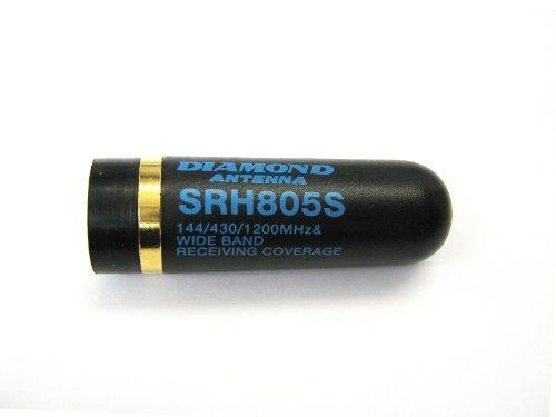 ダイヤモンド  144/430/1200MHz帯 小型ハンディーアンテナ SMA仕様 SRH805S