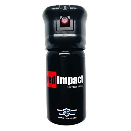 SAFE DEFENSE Spray Anti-agresión REDimpact 40 ml Gel