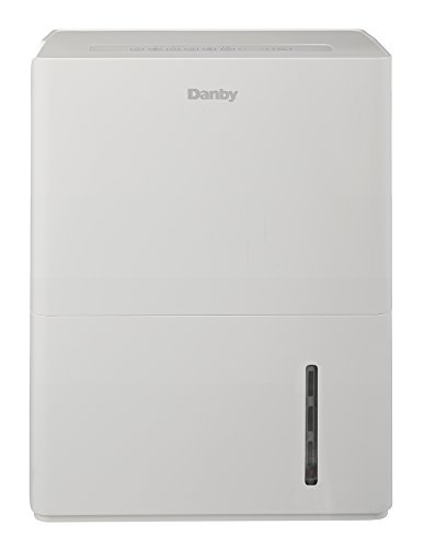 Danby 70 Pint Dehumidifier, White