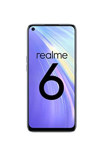 "realme 6 – Smartphone de 6.5"", 4 GB RAM + 64 GB ROM, Procesador..."