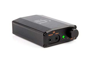 iFi Nano iDSD Black Label Portable USB DAC and Headphone Amplifier with MQA and DSD