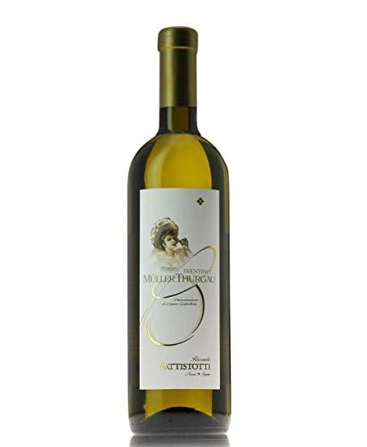 Trentino Mller Thurgau DOC 2018  Battistotti - Cassa da 3 bottiglie