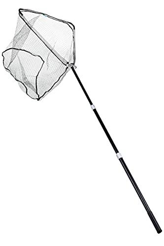 Zite Fishing - Guadino da pesca in gomma, grande, 2,5 m, per pesca alla carpa, pesci predatori