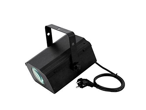 Eurolite LED FE-19 Flowereffekt   Lichteffekt für Ihren Partyraum   Strahleneffekt mit eingebautem Mikrofon zur Musiksteuerung