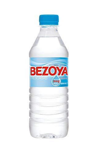 Bezoya Agua - 24 botellas x 50 cl - Total: 1200 cl