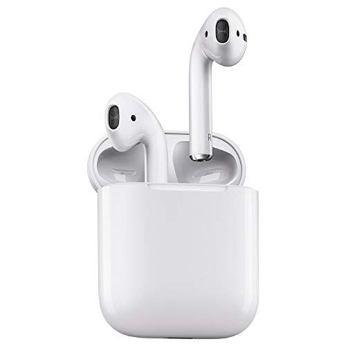 Fone de Ouvido Intra Auricular Bluetooth Apple Airpods Branco