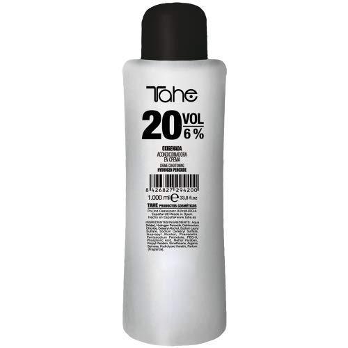 Tahe - Oxigenada Acondicionadora en Crema Natural Colour 20