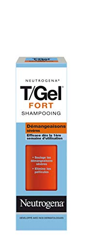 Neutrogena T/Gel Champú - 125 ml.