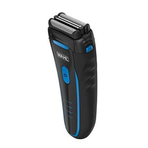 Wahl Groomsman Electric Shaver Rechargeable Wet/Dry Waterproof Electric Razor for Cordless Men's...