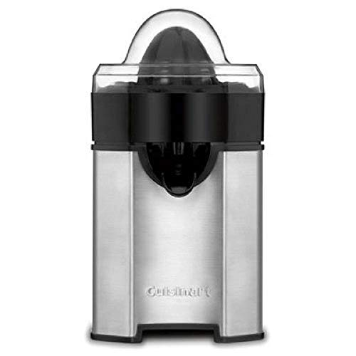 Cuisinart CCJ-500 Pulp Control Citrus Juicer, Brushed Stainless,...