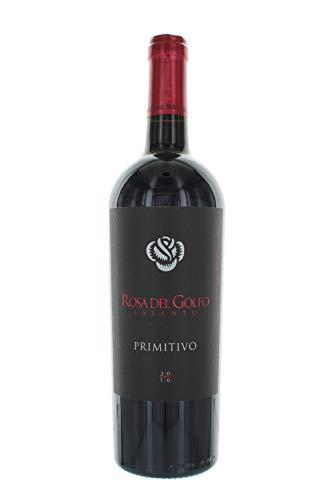 Primitivo Rosso Cl 75 Rosa Del Golfo 2013