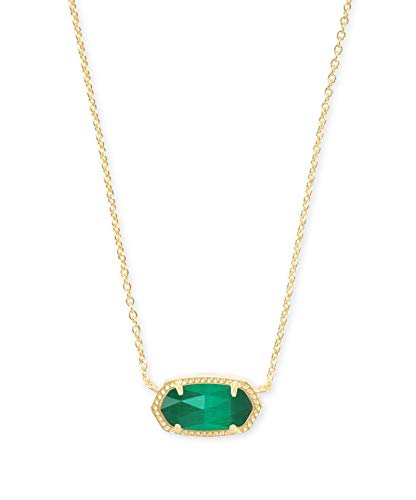 Kendra Scott Elisa Short Pendant Necklace for Women, Dainty...