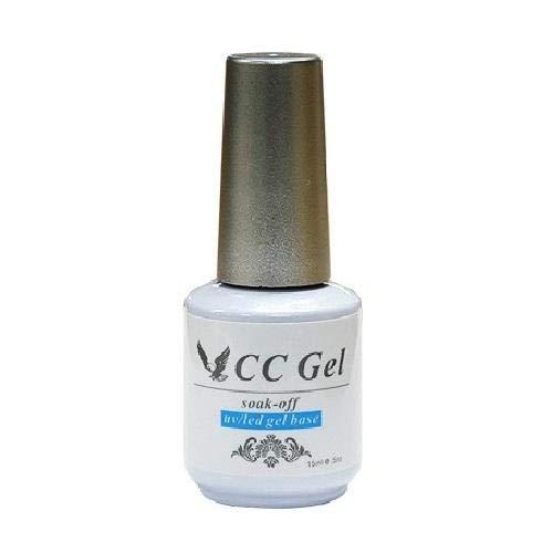 CnC Gel Soak Off UV/LED Gel Base 0.5 oz
