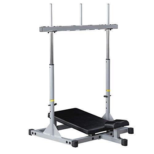 Body-Solid Powerline PVLP156X Vertical Leg Press for Squats and...