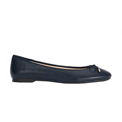 Parfois - Bailarinas Special Price - Mujer - Talla 38 - Azul Marino